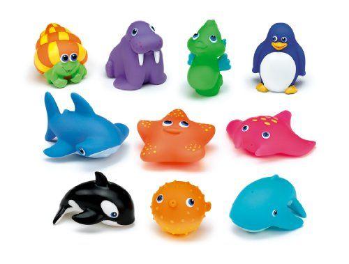 Bath time with Munchkin Ten Squirtin Sea Buddies: Buddies Bath, Munchkin Ten, Bath Toys, Squirtin Sea, Sea Buddies, Ten Squirtin, Toddlers Toys, Munchkin Squirtin, Bath Time