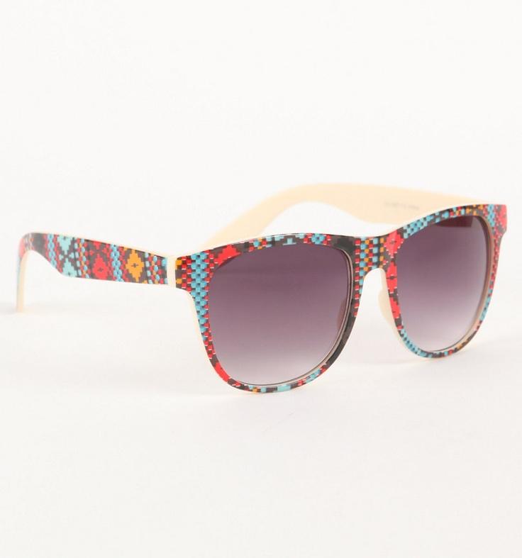 Native sunglasses!