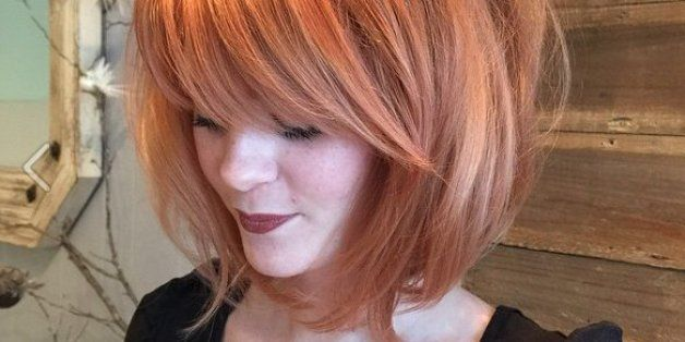 Move Over Ombre Hair, 'Colour Melting' Is About To Take Over