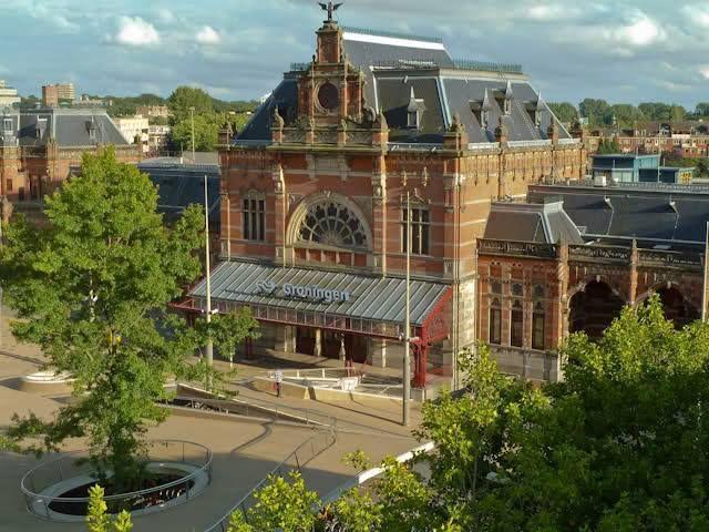 Hoofdstation, Groningen