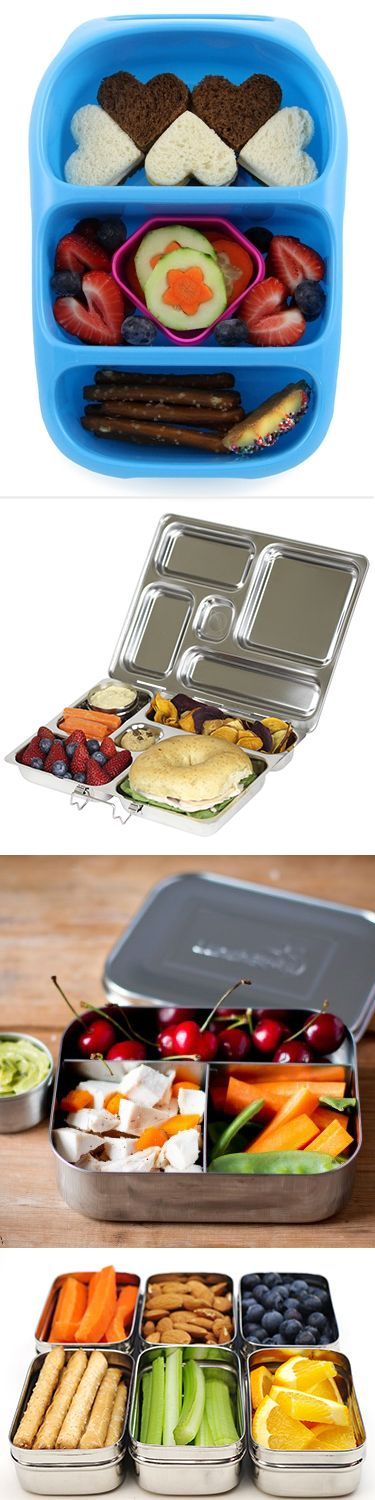Lunchboxes aren't just for your schoolyard days! Try these BRA containers to help with weight loss and make meal planning and prepping much easier.