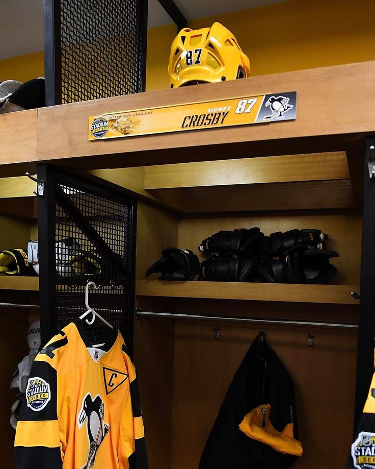 """3,072 Likes, 22 Comments - Pittsburgh Penguins (@penguins) on Instagram: """"The Captain's Quarters. #StadiumSeries"""""""