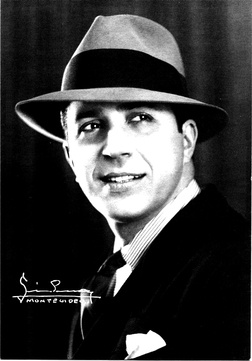 Carlos Gardel, the king of tango singers now and forever