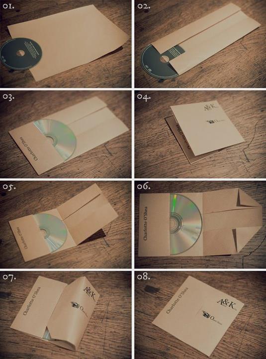 Sobres para CD: Comprobados!
