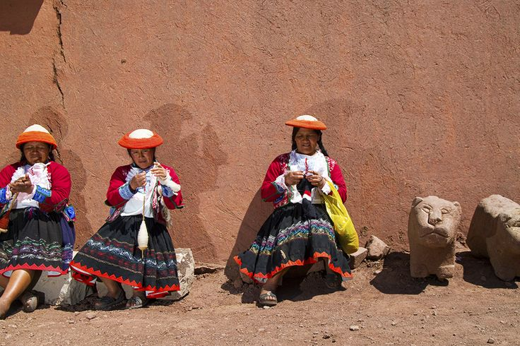 Get to know the vibrant culture and traditions of the descendents of the Incas in Peru with G Adventures.