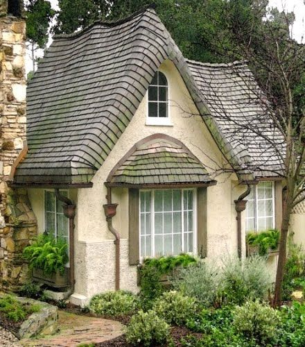 29 Best Images About Fairy Tale Cottages On Pinterest