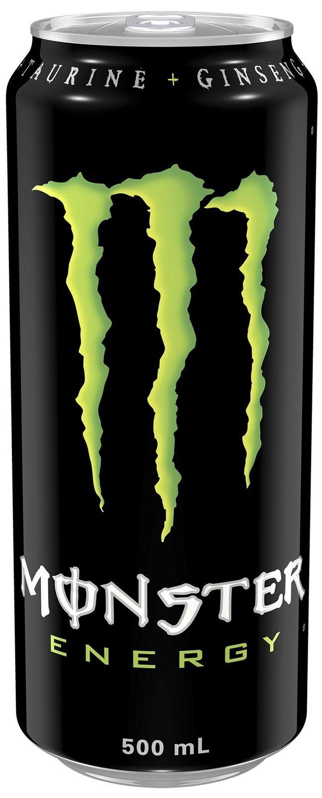 Monster Energy Drink 500ml 24 Pack Monster Energy Monster Energy Drink Monster