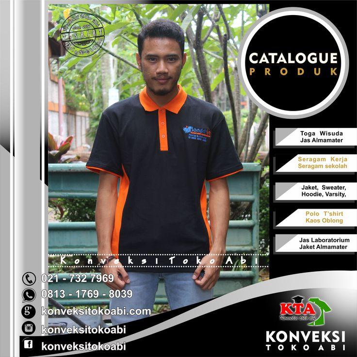 Kaos Polo Berkualitas Tangerang Banten