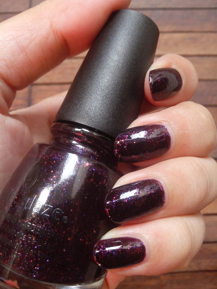 More than Your Ordinary Vampy with China Glaze Howl You Doin