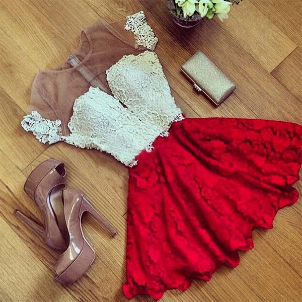 Women Sexy Lace Hollow Out Dress Summer Style Dresses O-neck Casual Fashion Red Dress Vestidos $18.53   => Save up to 60% and Free Shipping => Order Now! #fashion #woman #shop #diy  http://www.greatdress.net/product/women-sexy-lace-hollow-out-dress-summer-style-dresses-o-neck-casual-fashion-red-dress-vestidos/