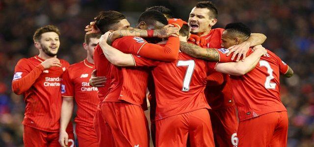 Cuplikan Gol : Liverpool 3-0 Man City (Liga Inggris)