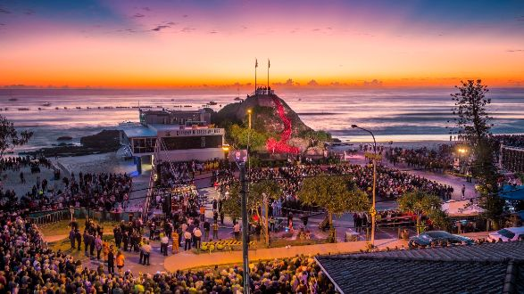 Currumbin RSL is crowdfunding to keep the ANZAC spirit alive by hosting a Dawn Service on ANZAC Day (April 26). #itsMYCAUSE #crowdfunding #fundraise #ANZAC #Australia