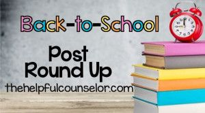 I've rounded up all of my Back-to-School posts for easy reference! Have a FABULOUS school year!!! You don't have to go broke buying supplies for your office. Check out these essential supplies for school counselors! Set up a Meet the […]