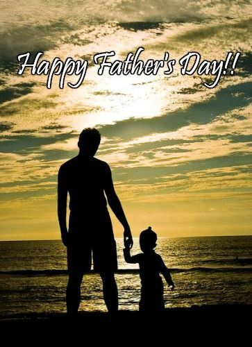 Fathers day messages from son daughter. Any man can be a father, but it takes so...