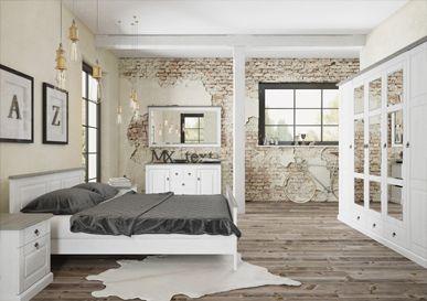 sypialnia w stylu prowansalskim LIMA