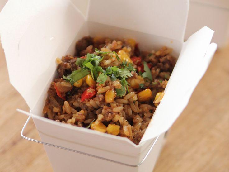 Tex-Mex Fried Rice
