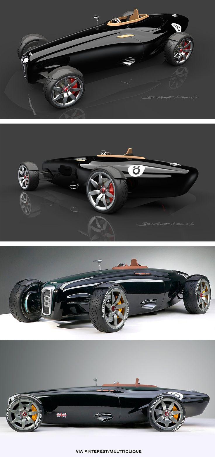 doyoulikevintage:  Bentley Barnato Roadster