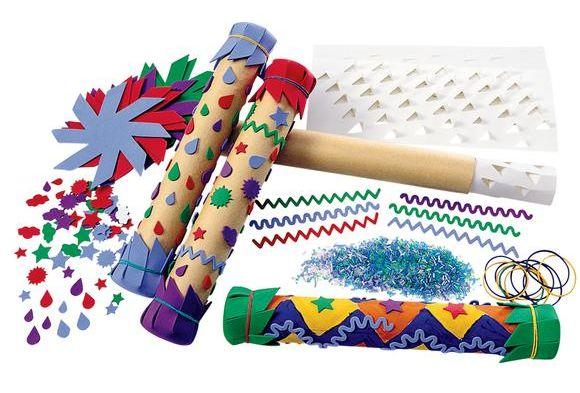 Rainstick Craft Kits