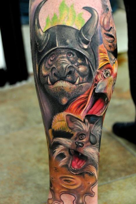 Love Labyrinth!: Tattoo Ideas, Labyrinths Tattoo, Tattoo Inspiration, Body Art, Best Tattoo Ever, A Tattoo, Favorite Movie, Labrynth Tattoo, Triplesix Studios