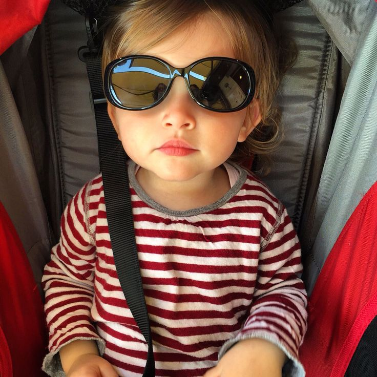 Her first sunglasses ❤️