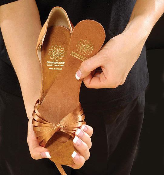 Supadance Πάτοι για παπούτσια Latin