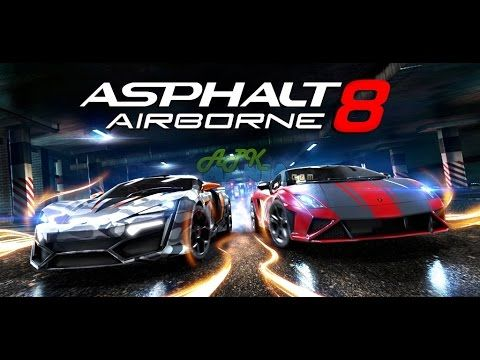 Asphalt 8   Winter Update Trailer---HD---