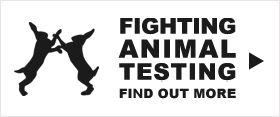 Fight against animal testing