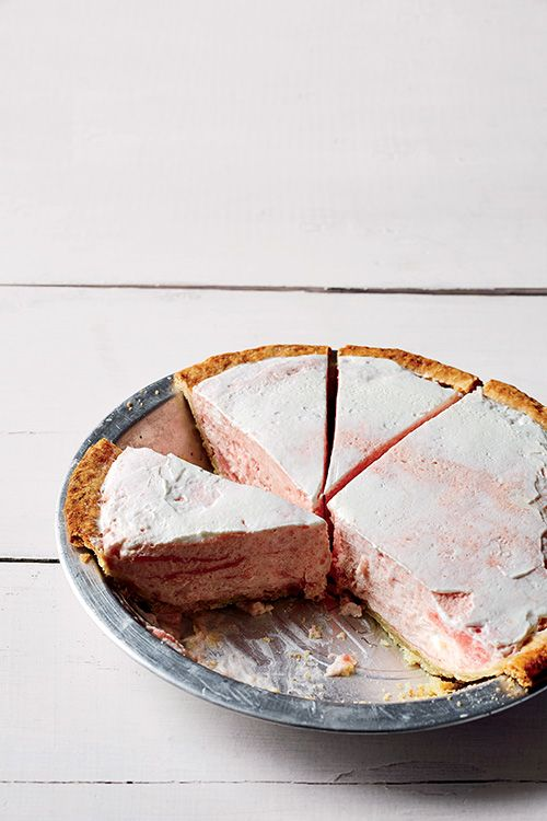 Summer Slices: Watermelon Chiffon Pie | Garden and Gun