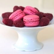macarons framboise recette puregourmandise pure gourmandise