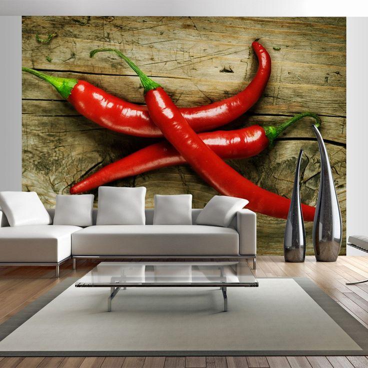 Fototapeta - Spicy chili peppers