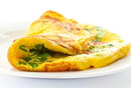 Breadcrumb parsley omelette | recipe | Mumsnet