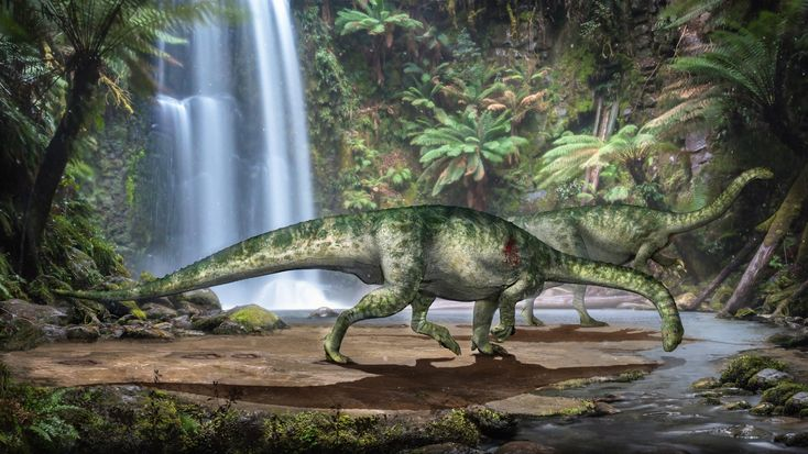 The dinosaur that got away: how we diagnosed a 200-million-year-old infected predator bite