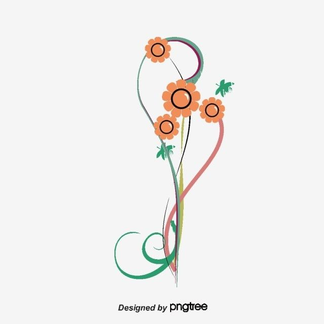 زخارف زخرفية ربيع ربيع البوب النمط التقليدي Png وملف Psd للتحميل مجانا Decor