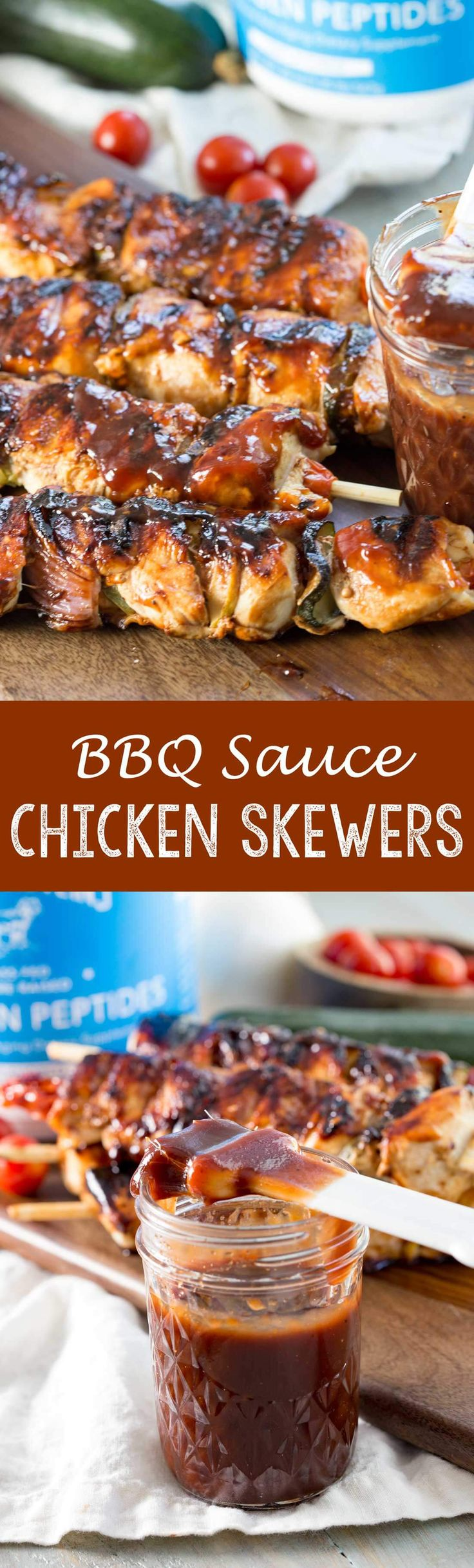 How long do i grill chicken skewers - Bbq Chicken Skewers Homemade Protein Bbq Sauce