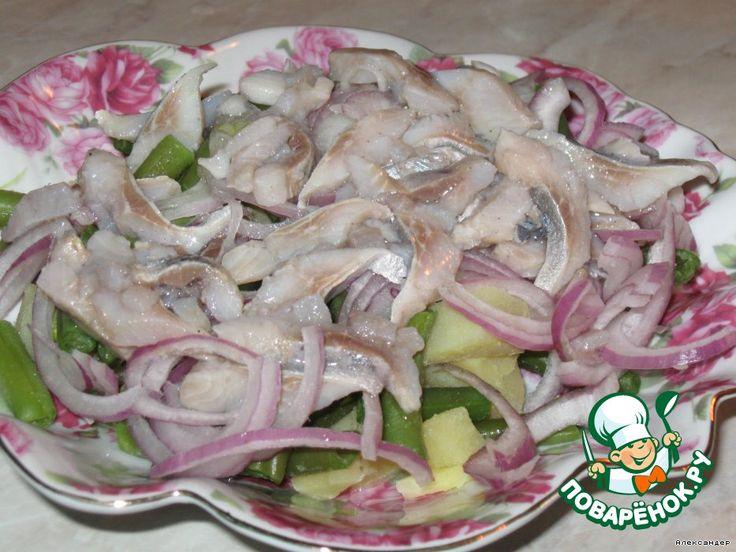 Салат мидии фасоль кукуруза огурец