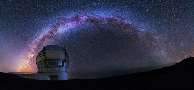 Gran Telescopio Canarias | Gran Telescopio Canarias (GTC), el mayor telescopio óptico del mundo ...