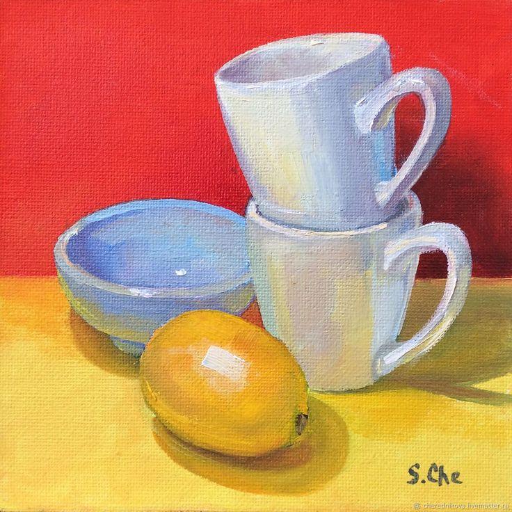 С лимоном – купить в интернет-магазине на Ярмарке Мастеров с доставкой - F8KGJRU