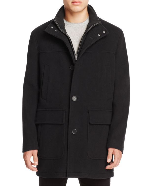 Cole Haan Wool Cashmere Car Coat | Products | Pinterest | Coats ...