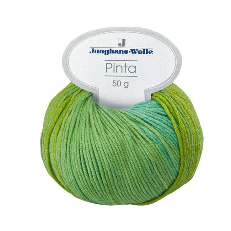 Pinta von Junghans-Wolle « Junghans-Wolle « Garne nach Marken « Stricken & Häkeln im Junghans-Wolle Creativ-Shop kaufen