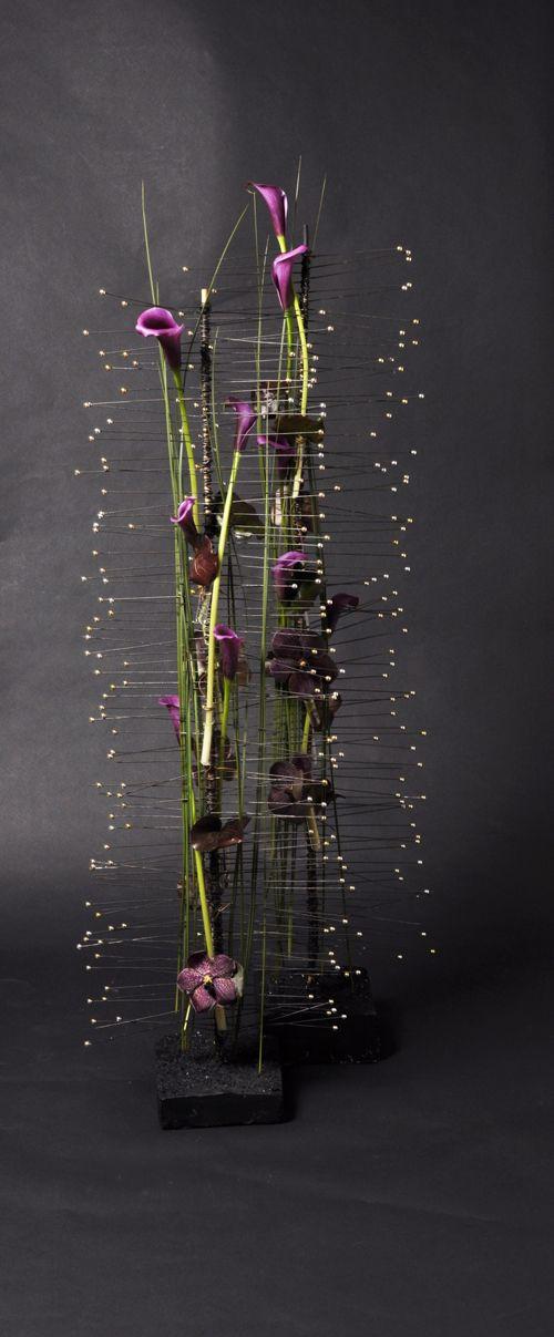 Japanese flower arrangement                                                                                                                                                                                 Mehr