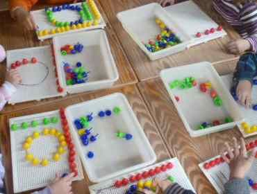 Propuesta de actividad para introducir a los niños en el mundo de las letras