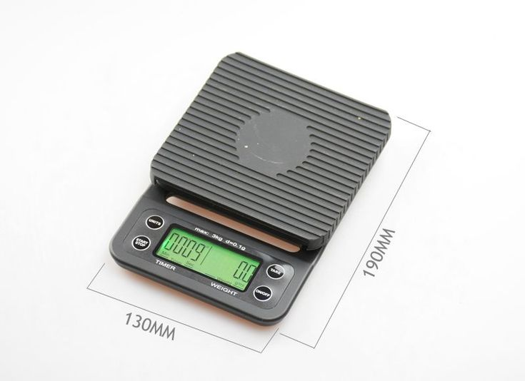 Decorative Digital Weighing Scale For Kitchen