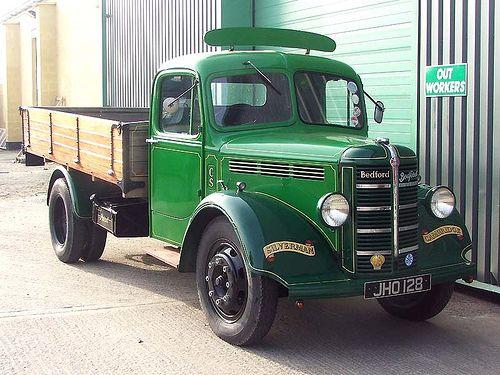Image result for bedford truck | Bedford truck, Trucks ...