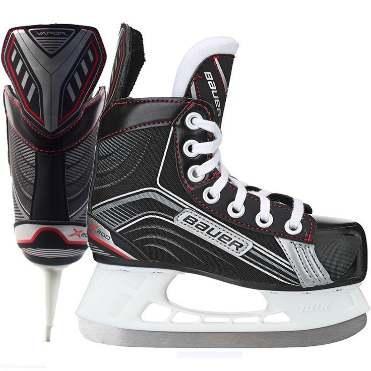 Bauer Vapor X200 Ice Hockey Skates - Youth