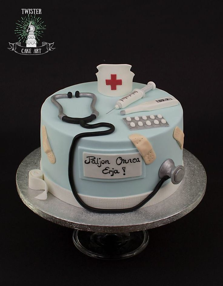 Hoitaja kakku, nurse cake