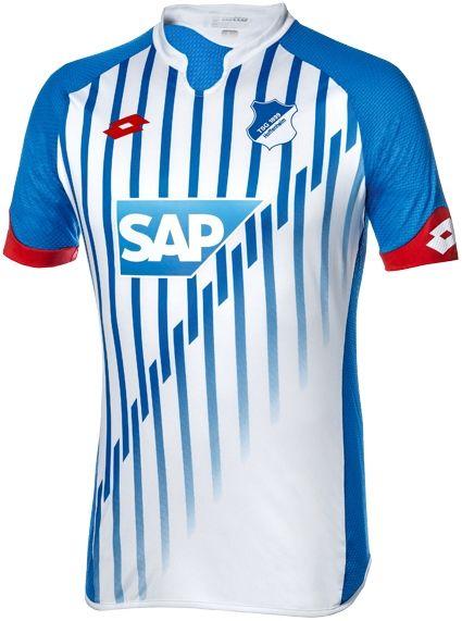 Hoffenheim 2015-16 Lotto Home