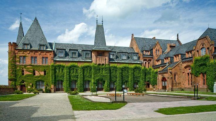 Czech Republic - Schloss Hradec nad Moravicí
