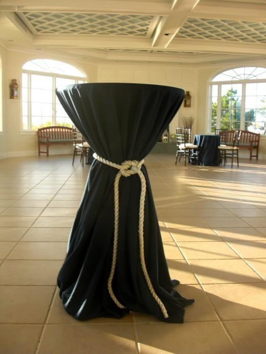 Best Wedding Cocktail Tables Images On Pinterest Cocktail