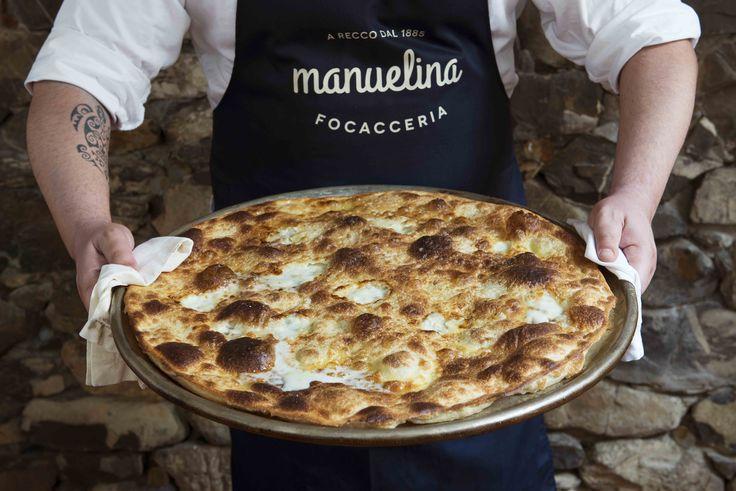 La vera focaccia di Recco arriva a Milano. Ma non chiamatela così - La Cucina Italiana: ricette, news, chef, storie in cucina