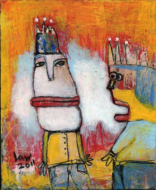 """Surprize birthday"" by Ken LawGraffiti Artworks, Art Ii, Folk Art, 3Dart Post, Art Inspiration, Birthdays, Art Colors, 3D Art, Surprize Birthday"
